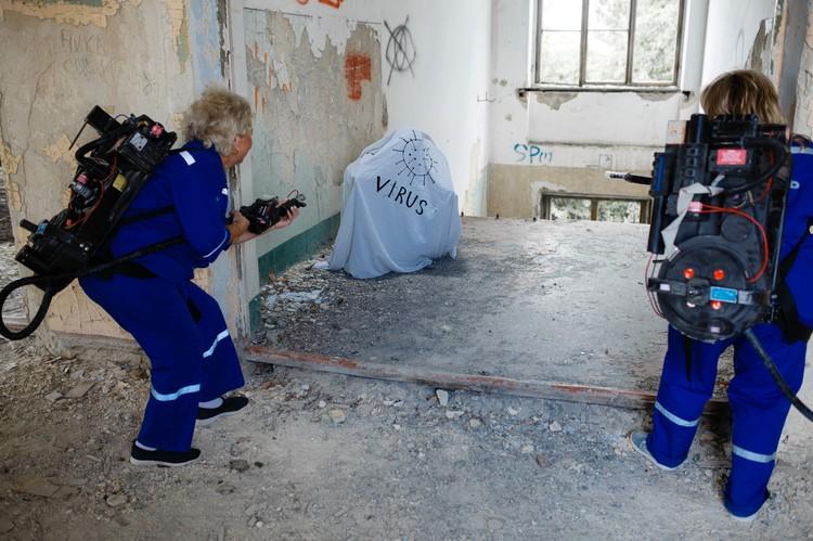 Вирус был быстро найден... Фото: Станция скорой помощи Коркино