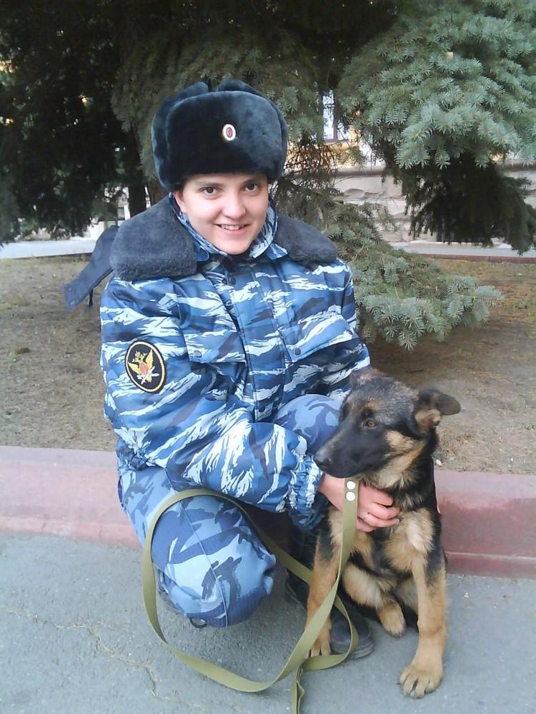 Здесь Марго еще была маленькая. Фото: ГУФСИН России по Челябинской области