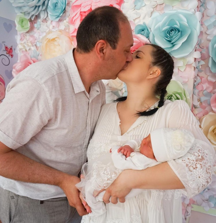 Супруги обрели настоящее счастье. Фото: ПЦ РО.