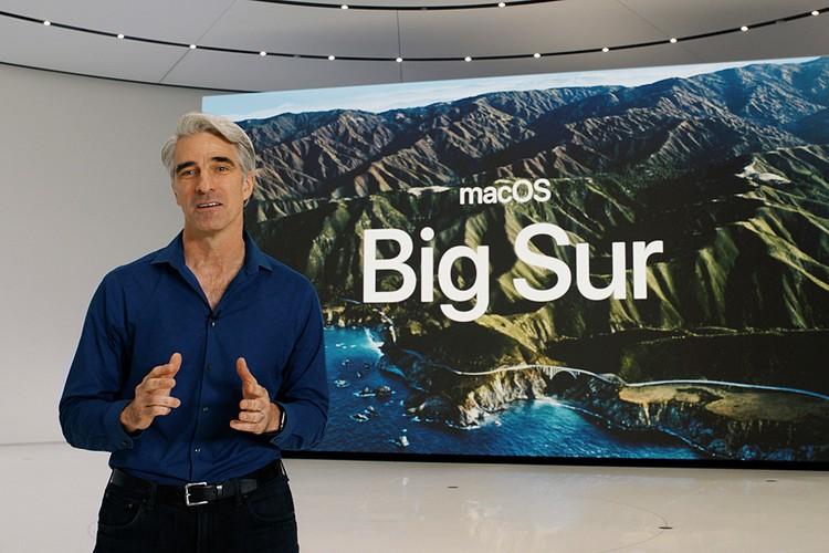 Big Sur - операционка названа в честь побережья Калифорнии
