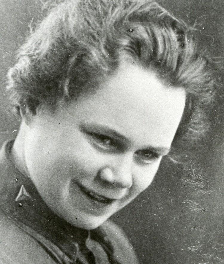 Тамара Черняк.