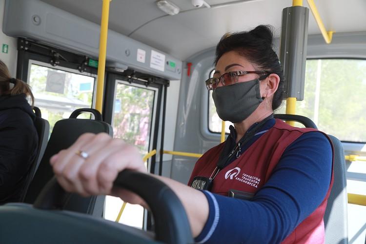 За людей без масок в салоне автобусы и троллейбусы снимают с линии.