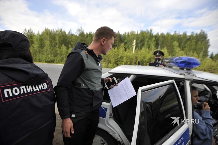 У режиссера Сергея Ерженкова отобрали камеру, по его словам, ущерб составил около 260 тысяч