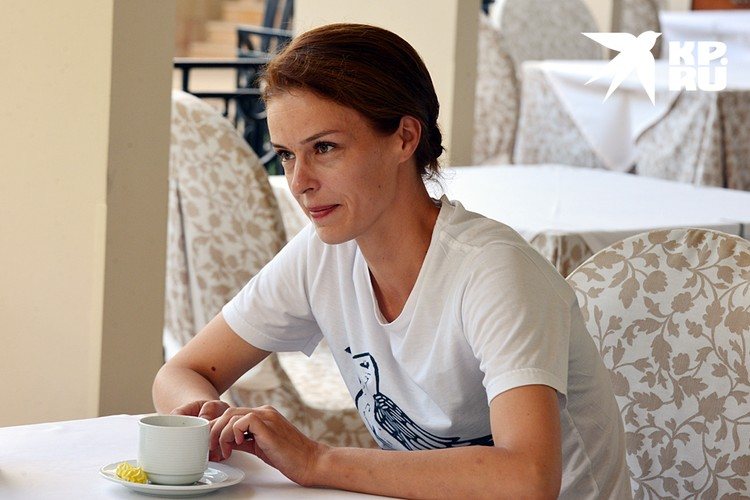 Анна Нерозина готова к любым трудностям