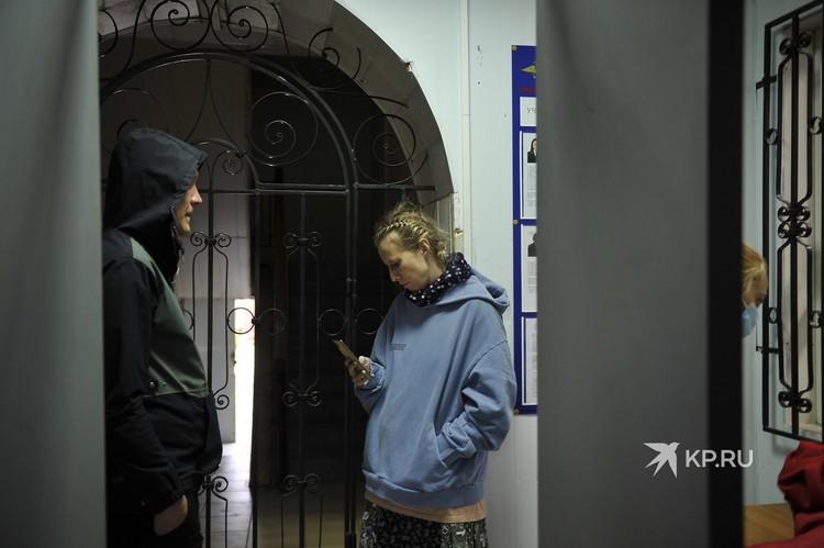 Конфликт с Ксенией Собчак закончился полицией