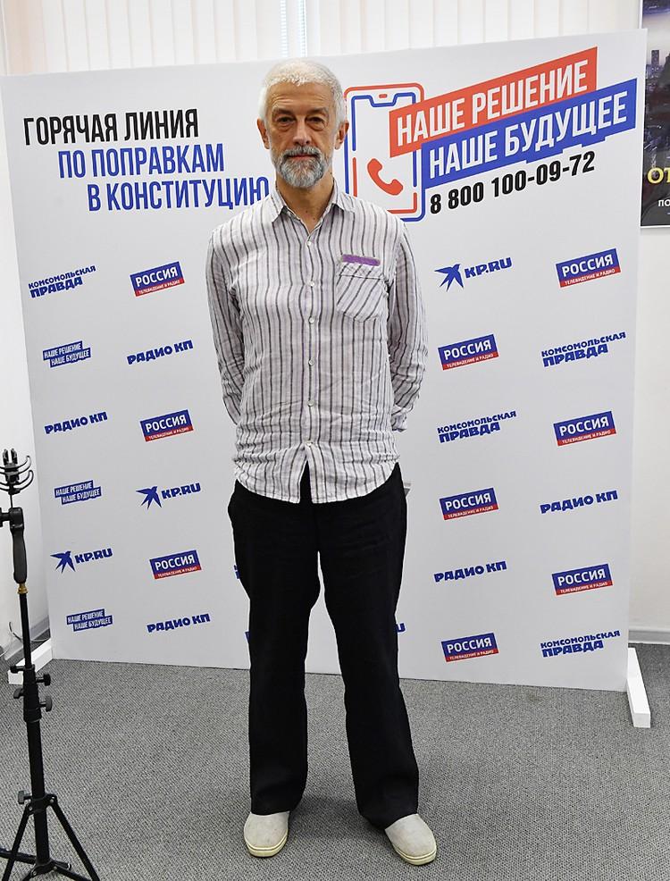 Эдуард Бояков объяснил кто виноват в трагедии Михаила Ефремова, каким театр выйдет из эпидемии