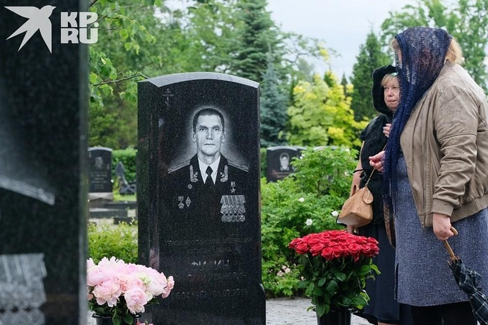 Николай Филин - Герой России, один из шести человек в России, кого четырежды наградили Орденом Мужества Фото: Артем КИЛЬКИН