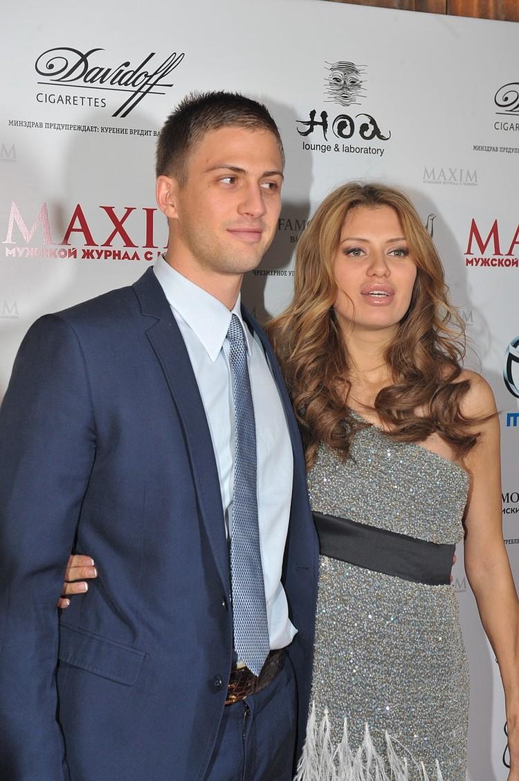 С Алексом Смерфитом Боня познакомилась в 2010 году в Москве.