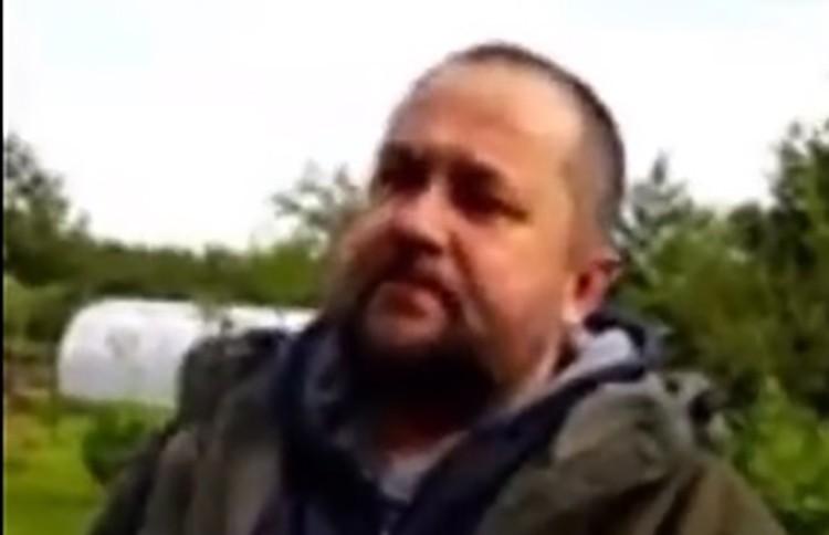 """Андрей Силяков был задержан на даче у своей жены в Балахнинском районе. ФОТО: """"Типичный Нижний"""""""