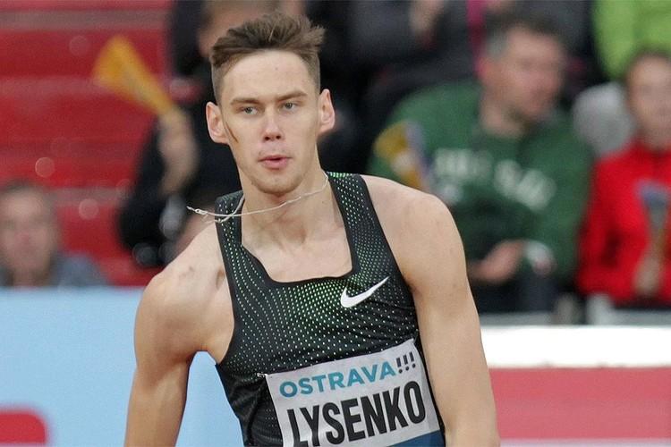 Данил Лысенко — российский прыгун в высоту, чемпион мира в помещении 2018 года.