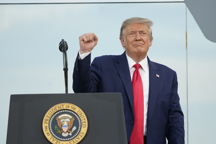 Дональд Трамп пообещал победить анархизм