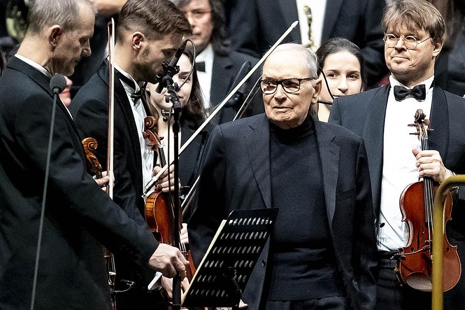 Эннио Морриконе написал лучшую музыку для Голливуда и радовался, что не получал «Оскара» Фото: GLOBAL LOOK PRESS