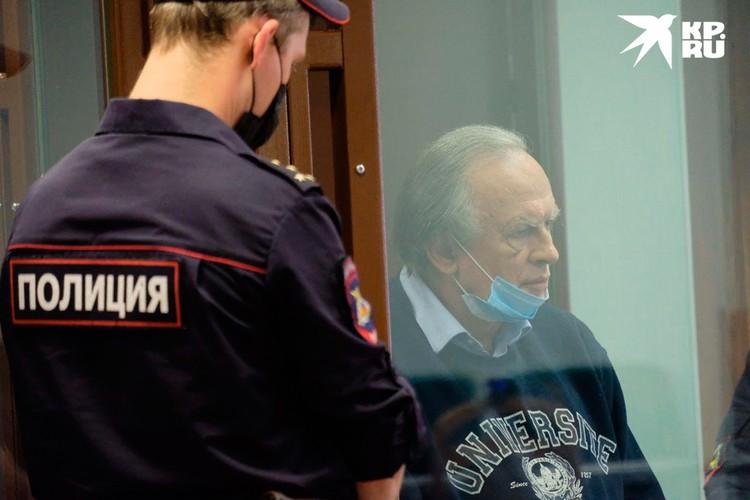 Соколов не скрывал в суде своего удовлетворения процессом.