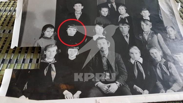 Жанны в 7 классе школы села Боярка.