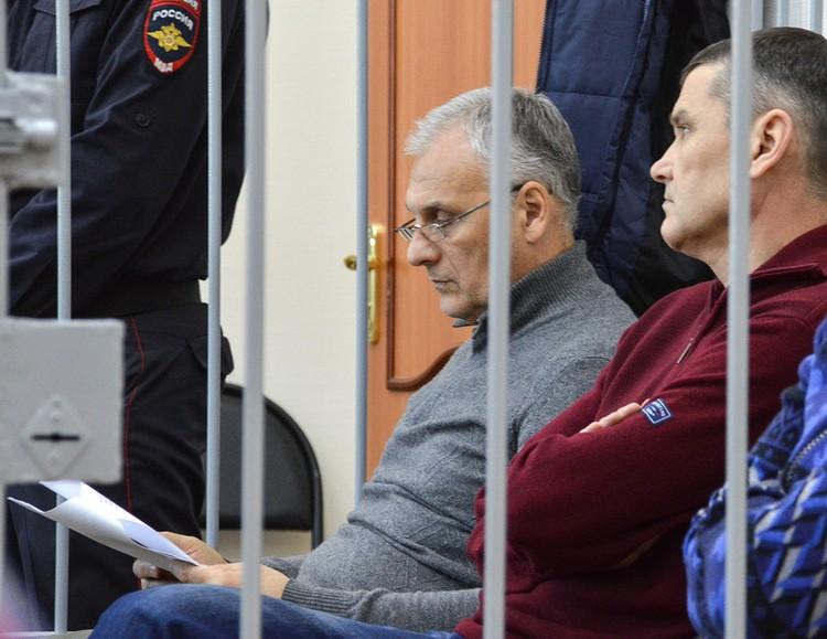 Александр Хорошавин. Фото: Иван Балов/ТАСС