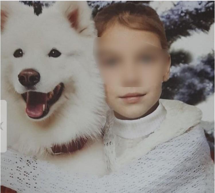 Вика пропала 6 июля, в тот же день ее убили. Фото: личная страница мамы девочки в сети.
