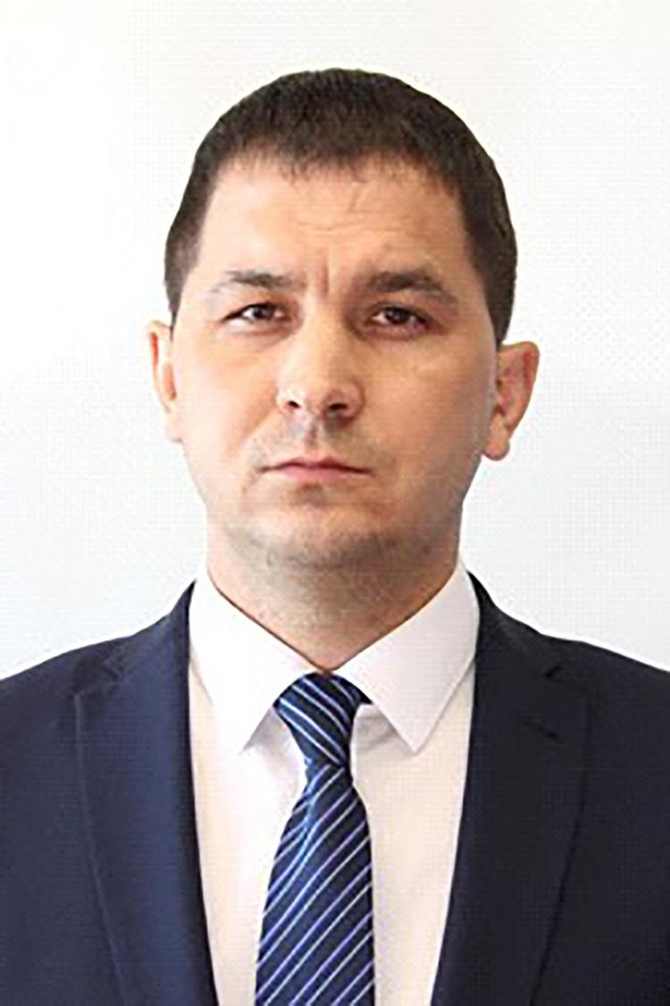 Дмитрий Козлов, депутат Законодательной думы Хабаровского края