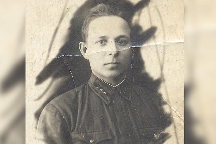 Фотография сделана в годы военной службы Ивана Несмеянова