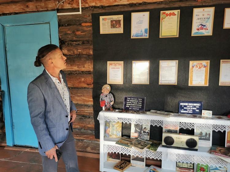В музее пока немного почтовых экспонатов, но коллекция пополняется. Фото: УФПС Челябинской области