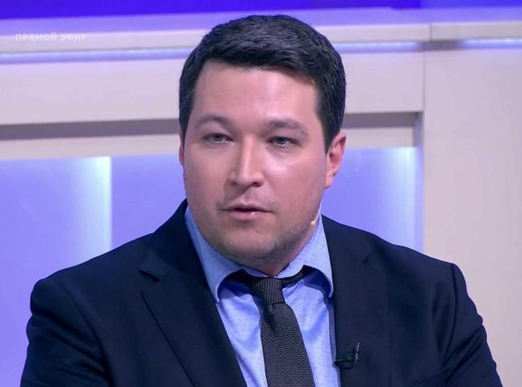 Николай Крючков. Фото: Личный архив.
