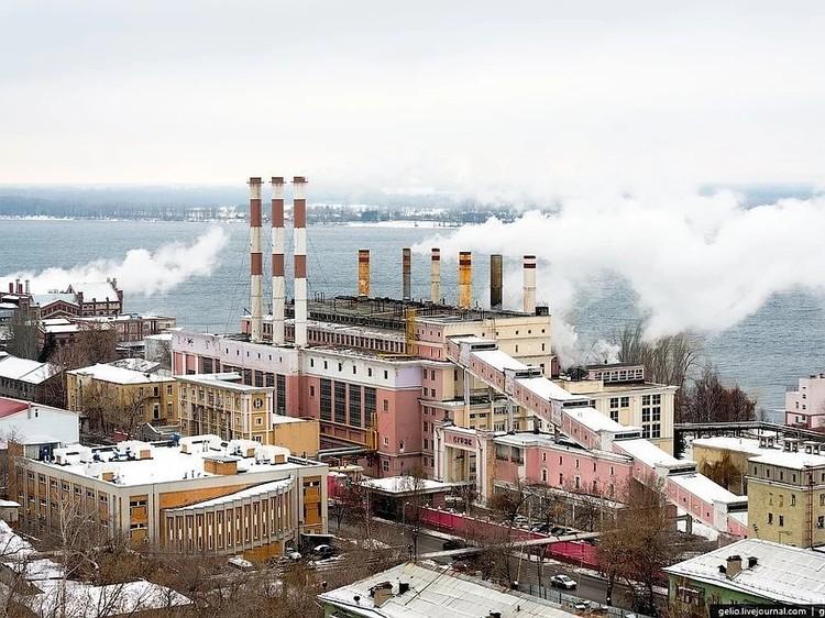 Самарская ГРЭС пережила и разруху после гражданской войны и непростые 1990-е
