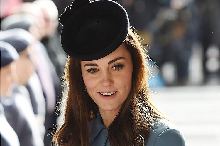 Кейт Миддлтон тоже попала в почетный рейтинг красавиц