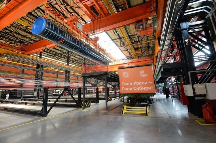 Белая металлургия - это новый стандарт производства, который успешно внедрен на предприятиях, входящих в Группу ЧТПЗ.