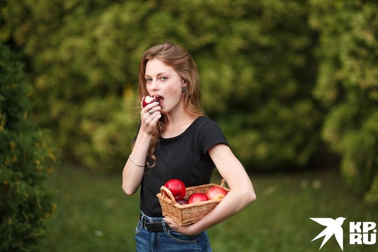 Летом запасайтесь натуральными витаминами.