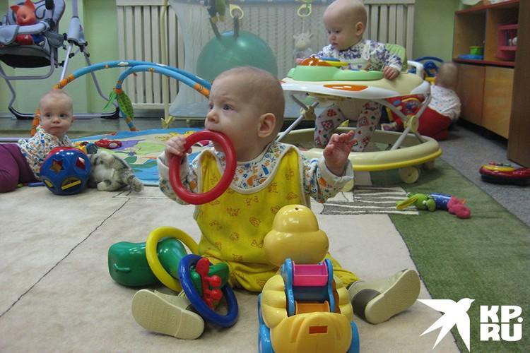 На содержание 1 ребенка выделяется более 200 тысяч руб в месяц. Фото: Никита МИРОНОВ