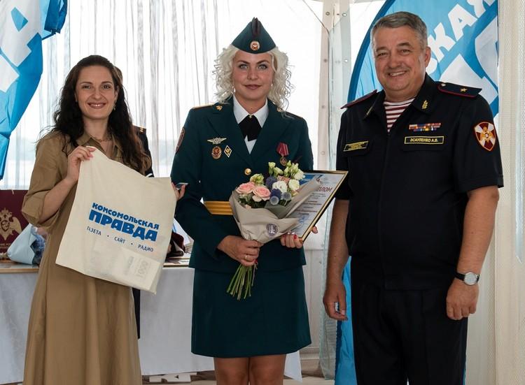 Елена Гнатиенко стала самой творческой