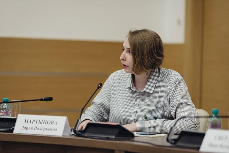 Дарья Мартынова из предпринимательского сообщества «Опора России» рассказала, что работодателей штрафуют за честных самозанятых.