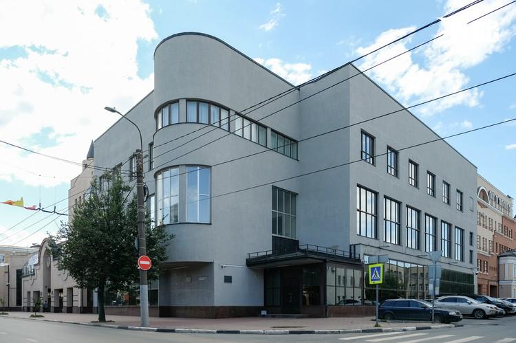 Архитектурные памятники конструктивизму не редкость в Иваново.