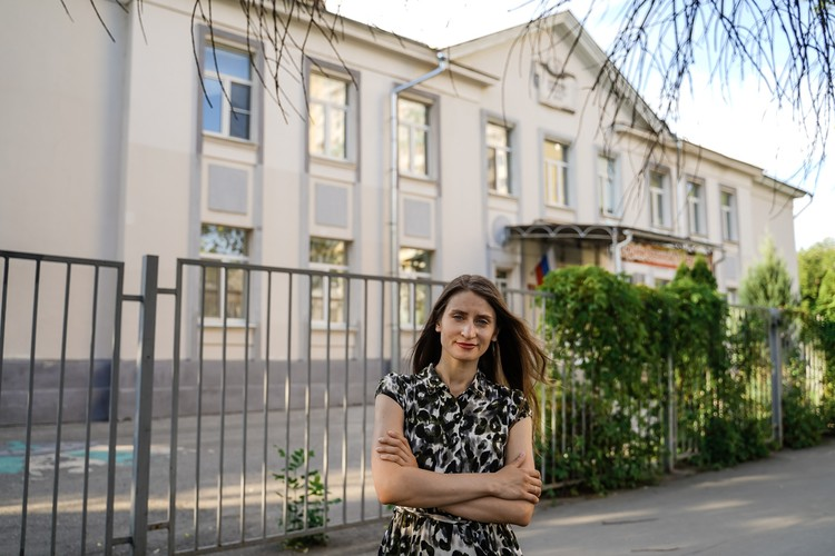 Ксения Ефимова, актриса