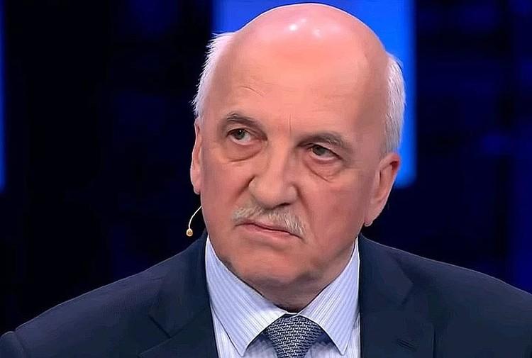 Главный редактор журнала «Арсенал Отечества» Виктор Мураховский.