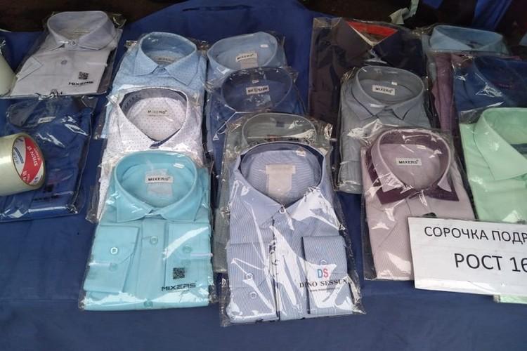 Рубашек и блузок потребуется минимум три штуки на год и четвертая - праздничная