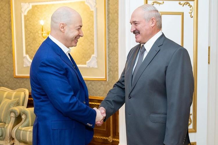 Почти три часа общался Дмитрий Гордон с Александром Лукашенко. Фото: instagram.com/gordondmytro