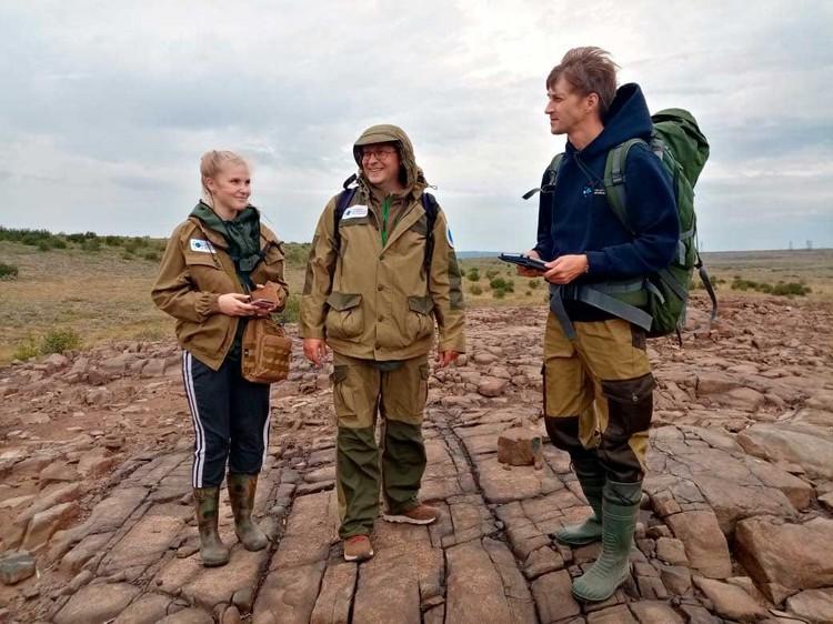Ученым еще предстоят заброски на Карское море и поход на север озера Пясино.