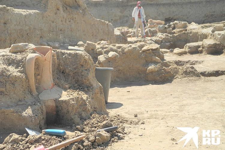 На юге можно совместить отдых и волонтерство на археологических раскопках