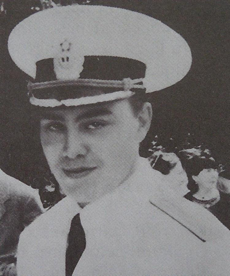 Капитан-лейтенант Борис Гелетин.