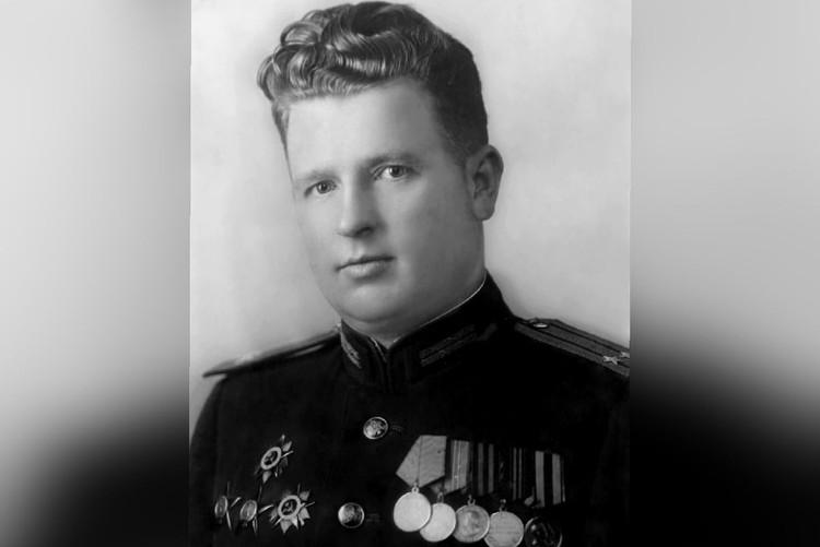 Подполковник Иван Иванович Петровский. Фото: предоставлено военным следственным управлением