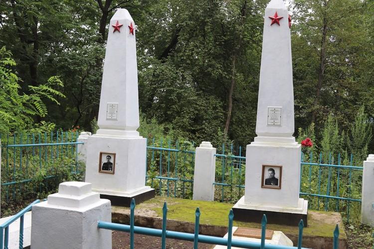 Место захоронения облагородили. Фото: предоставлено пресс-службой управления