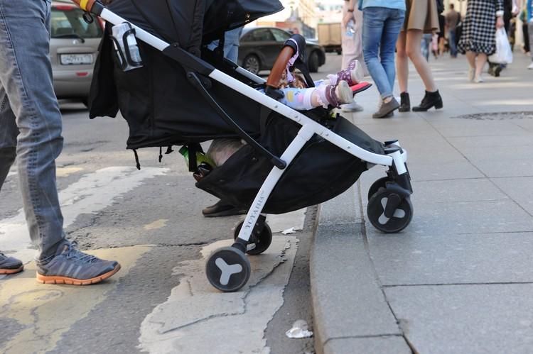 Рождаемость в городе также выросла.