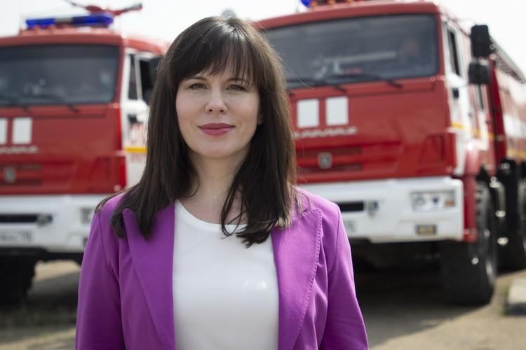 Елена Шаройкина, председатель Комиссии по экологии и охране окружающей среды Общественной палаты Российской Федерации.
