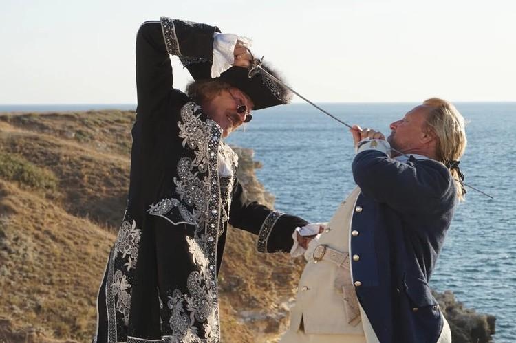 Заключительную часть Гардемаринов 5 начнут снимать на днях — фото с сайта Светланы Дружининой