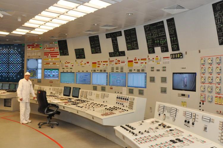 Смоленская АЭС - одна из крупнейших в России. Фото предоставлено пресс-службой губернатора Смоленской области