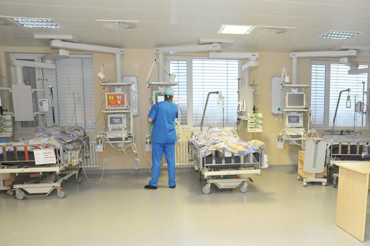 Федеральный центр травматологии, ортопедии и эндопротезирования. Фото предоставлено пресс-службой губернатора Смоленской области