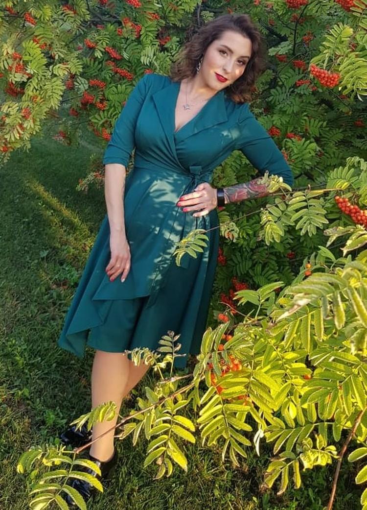 Кристина похудела на 45 килограммов. Фото: предоставлено Кристиной КРИВЧУН.