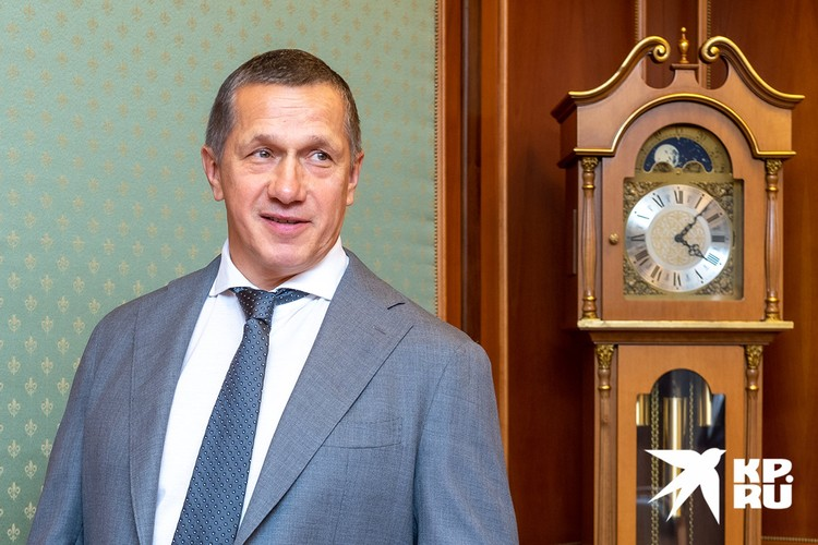 Вице-премьер Юрий Трутнев.