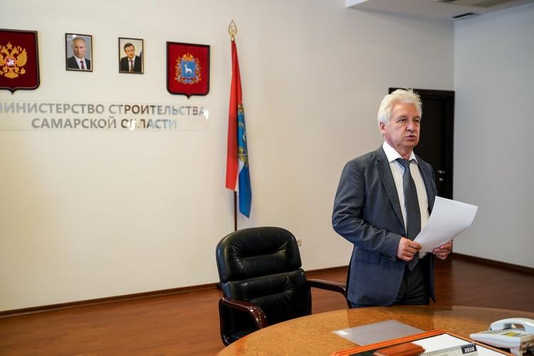 Анатолий Баранников поблагодарил всех участников