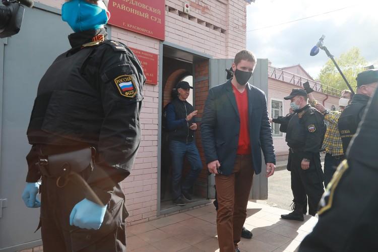 По данным следствия, Быков заплатил киллеру только пятую часть гонорара.